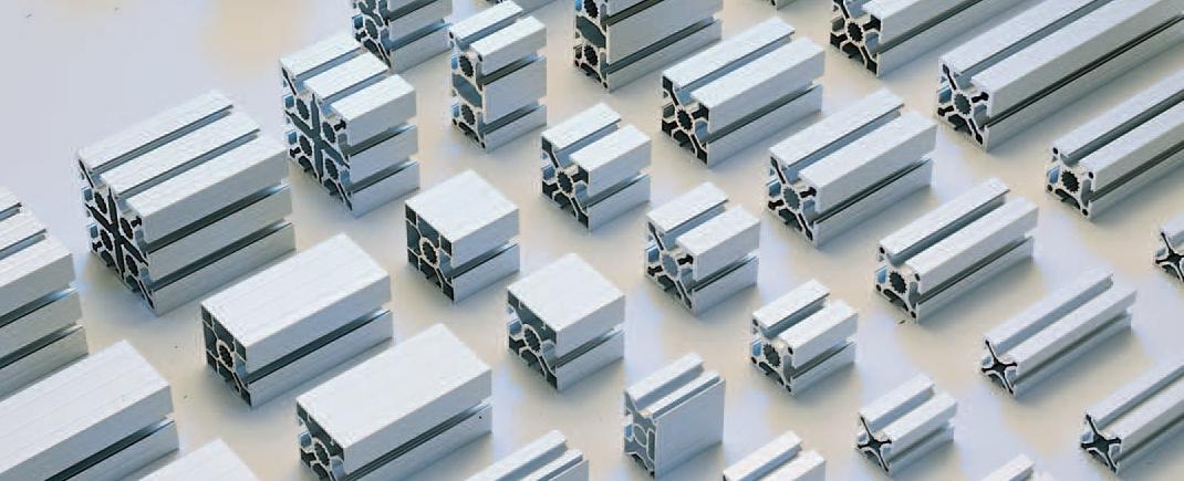 Aluminium Profielen Tevel Is Specialist In Aluminium